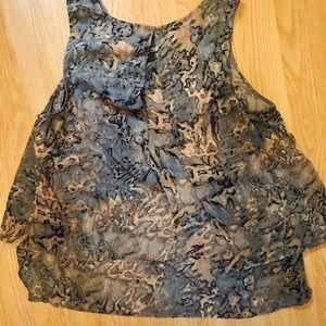 Juicy Couture Dressy Sleeveless Top